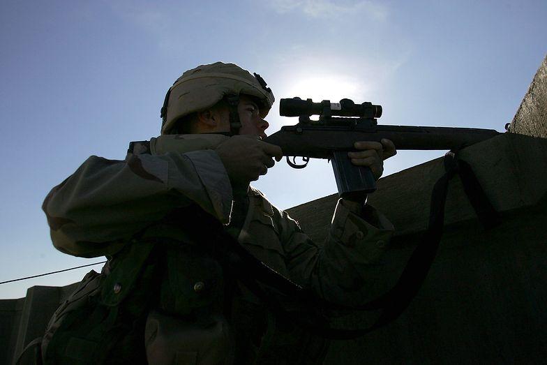 """""""Tajna wojna"""" z  ISIS w Iraku. Nie żyje 100 bojowników"""