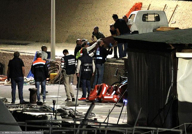 Tragedia u wybrzeży Włoch. Utopiło się co najmniej 13 kobiet