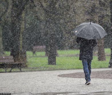 Pogoda. W środę lokalnie popada i zagrzmi. Prognoza dzienna