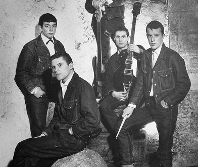 Jak wyglądali rockmani, zanim stali się sławni