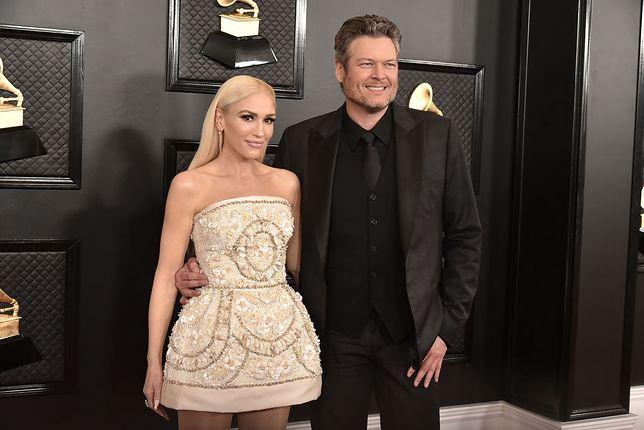 Gwen Stefani i Blake Shelton zaręczyli się w październiki 2020 r.