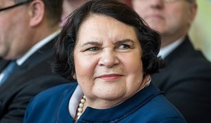 Anna Sobecka od lat kojarzona jest jako zaufana współpracowniczka ojca Tadeusza Rydzyka