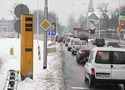 Polscy kierowcy solidaryzują się przeciwko radarom
