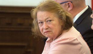 Janina Goss, przyjaciółka prezesa PiS, musi do 15 września zrezygnować z posady w radzie nadzorczej PGE lub BOŚ