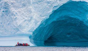 Antarktyda. Naukowcy odkryli tajemnicze źródło ciepła pod lodem