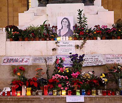 Śmierć Daphne Caruany Galizji wstrząsnęło Maltą