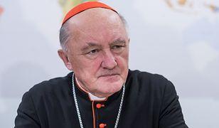 Kard. Kazimierz Nycz skomentował atak w kościele