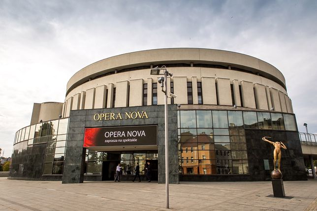 Bydgoszcz. Czwarty krąg Opery Nova. Miasto sfinansuje połowę kosztów