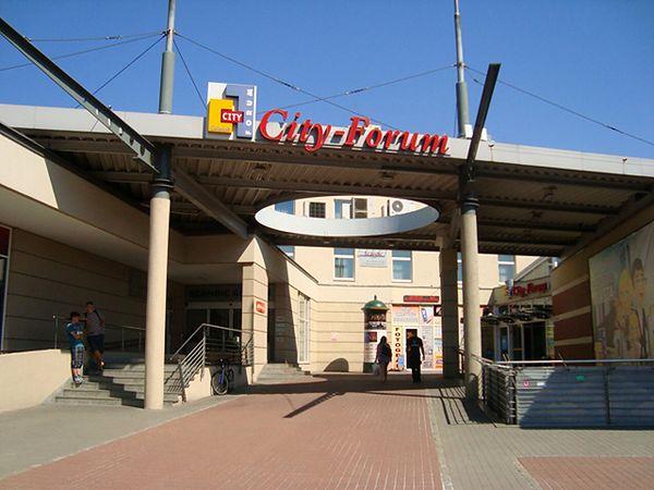 Po 14 latach zlicytują gdańskie City Forum