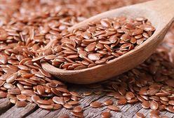 Antyrakowe składniki lnu w żywności