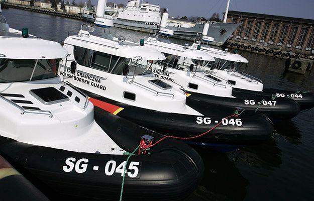 Przeładowany jacht pełen dzieci zatrzymany po rejsie w Dźwirzynie