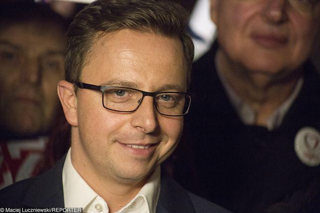 """Dariusz Joński został wiceszefem aquaparku. """"To element umowy z PO"""""""