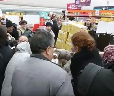 Bijatyki po obniżce cen nutelli. Francuzi połasili się na 3 euro