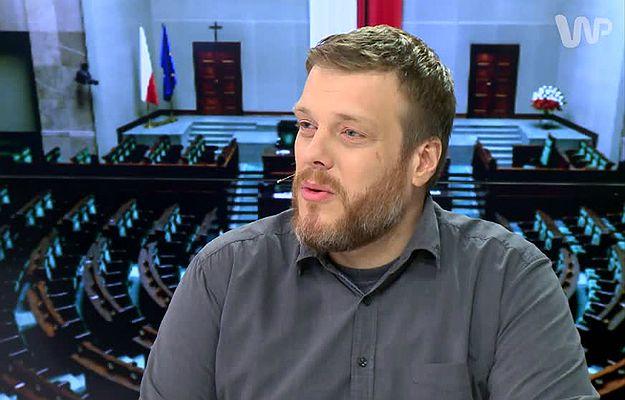 Adrian Zandberg: Jan Szyszko powinien czekać na CBA