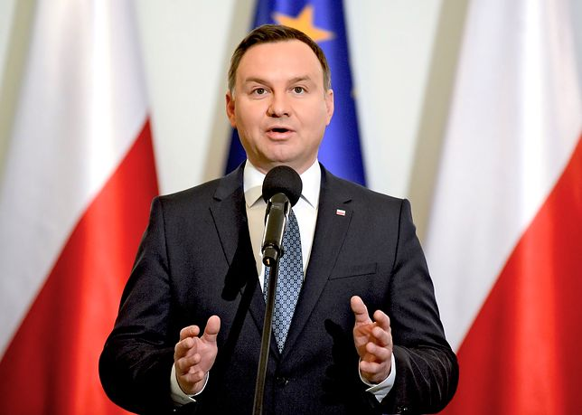 """Andrzej Duda na """"czarnej liście"""". Znalazł się wśród przywódców, którzy szkodzą wolności mediów"""