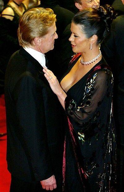 Michael Douglas, Catherine Zeta - Jones
