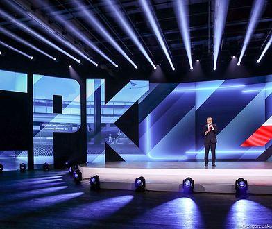 Prezydent przekonywał podczas konferencji, że CPK będzie nie tylko hubem przesiadkowym w skali Europy