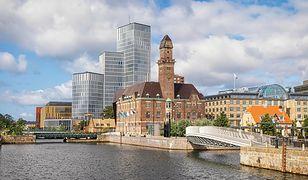 Malmö w Szwecji to jedno z miast, które stawia na zieloną energię