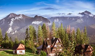 Jesień w polskich górach