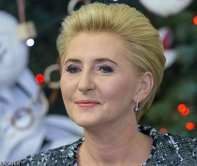 Agata Kornhauser-Duda została skrytykowana za styl