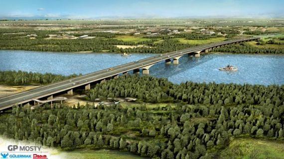 Ruszyła budowa kolejnego mostu na Wiśle. Połączy Wawer z Wilanowem