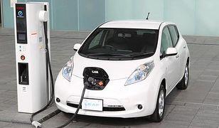 Ludzie więcej jeżdżą autami elektrycznymi niż tradycyjnymi