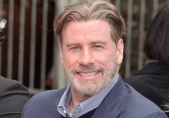 John Travolta pozbył się bujnej czupryny. Teraz jest łysy