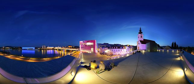 Atrakcje Górnej Austrii - Linz