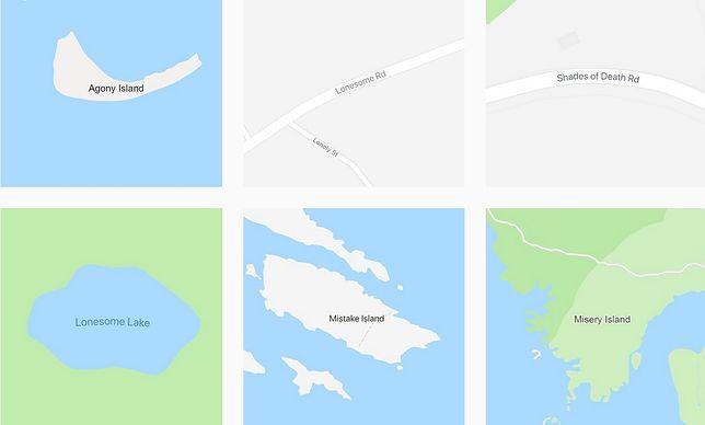 Najsmutniejszych miejsc na Ziemi szukajcie na instagram.com/sadtopographies