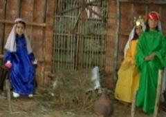 Wioska w Kolumbii urządzona na wzór Betlejem