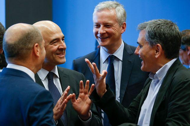 Dyskusja nt. Grecji toczyła się w nocy w Luksemburgu