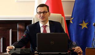 Na początku stycznia Mateusz Morawiecki odwiedził Węgry