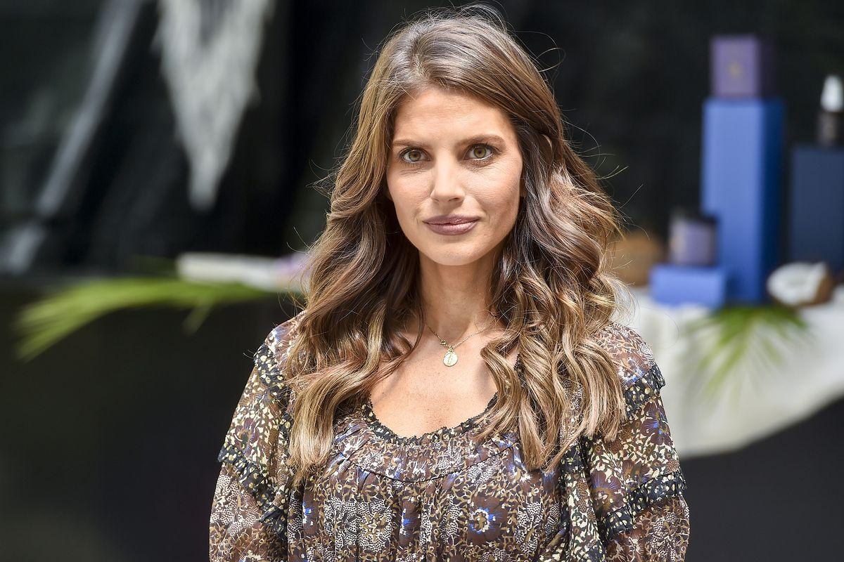 Weronika Rosati promuje wegańskie kosmetyki