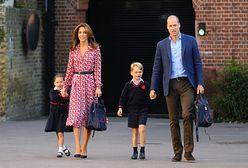 Koronawirus w szkole księcia George'a i księżniczki Charlotte? Panika w Pałacu Buckingham