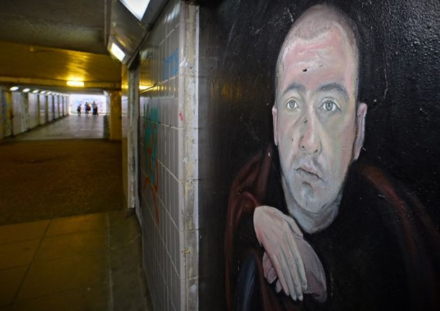 Mural w hołdzie zabitemu Polakowi. Rusza proces sądowy