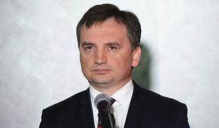 Zbigniew Ziobro potwierdził doniesienia prasowe.