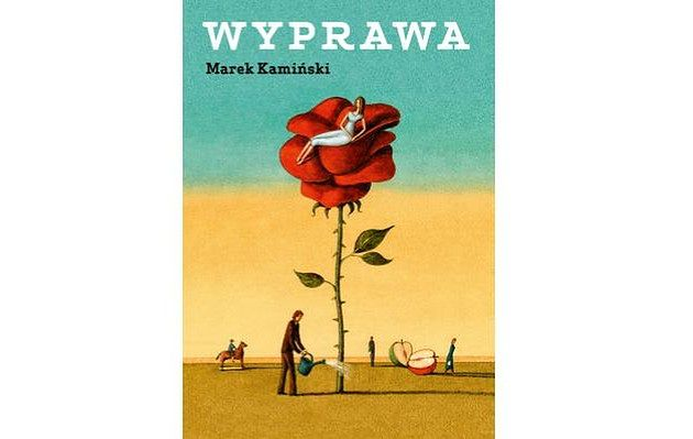 Wyprawa - nowa książka Marka Kamińskiego