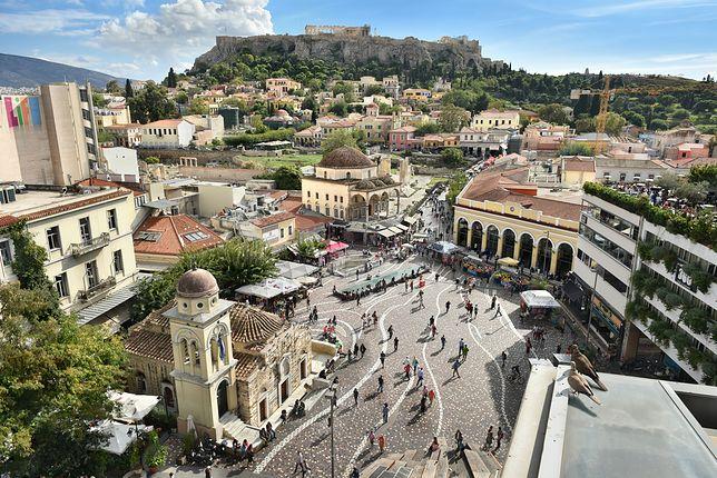 Zabytki Aten