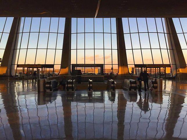 Hala lotniska Waszyngton Dulles