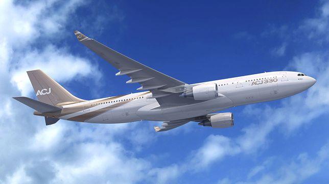 Airbus dysponuje aktualnie 190 samolotami, które może wynajmować osobom prywatnym
