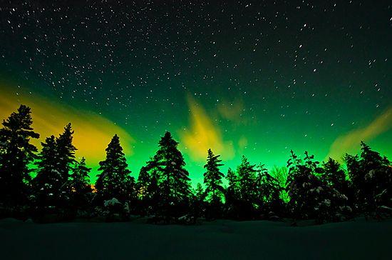 Niezwykłe zjawisko na niebie - zdjęcia