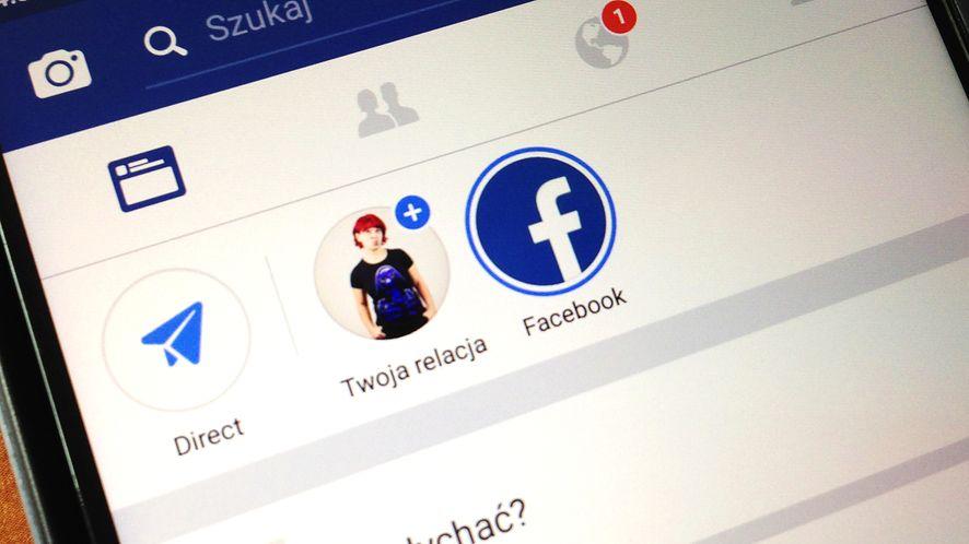 """Nikt nie używa Facebook Stories, więc aplikacja straszy """"duchami"""""""
