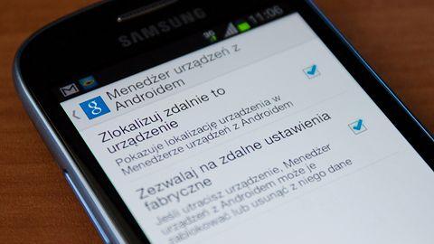 Google już uruchomił mechanizm znajdujący zgubiony smartfon z Androidem