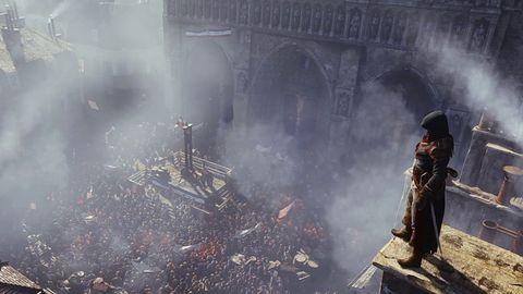 NVIDIA dzieli i rządzi. Assassin's Creed: Unity dla PC wygląda przepięknie, ale tylko na GeForce