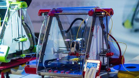 [Hall of Games] ZMorph przekonuje, że warto mieć własną drukarkę 3D