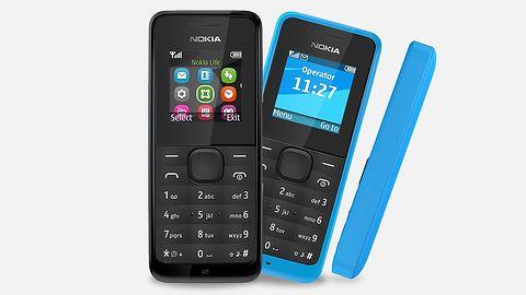 Nokia 105 i Lumia 520 nagrodzone na MWC w Barcelonie