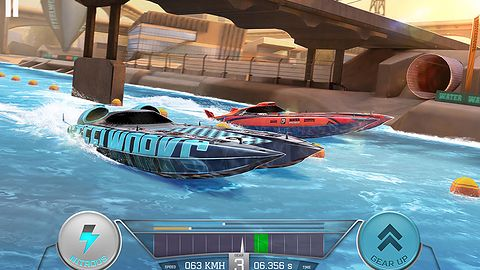 Top Boat: Racing 3D Simulator na weekend. Szybciej, szybciej, szybciej!