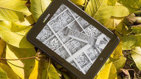 inkBOOK Obsidian za 1 zł w abonamencie Legimi, miesiąc czytania i etui gratis