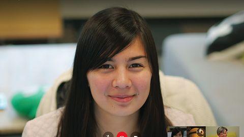 Google Hangouts z lepszą jakością obrazu i nowym interfejsem