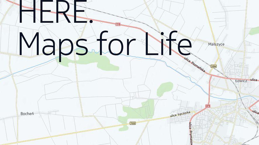 Mapy Nokii będą popularniejsze dzięki urządzeniom Samsunga